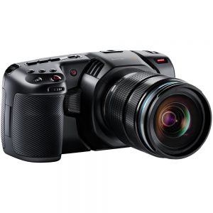 Hot Products - Blackmagic Design Pocket Cinema Camera 4k