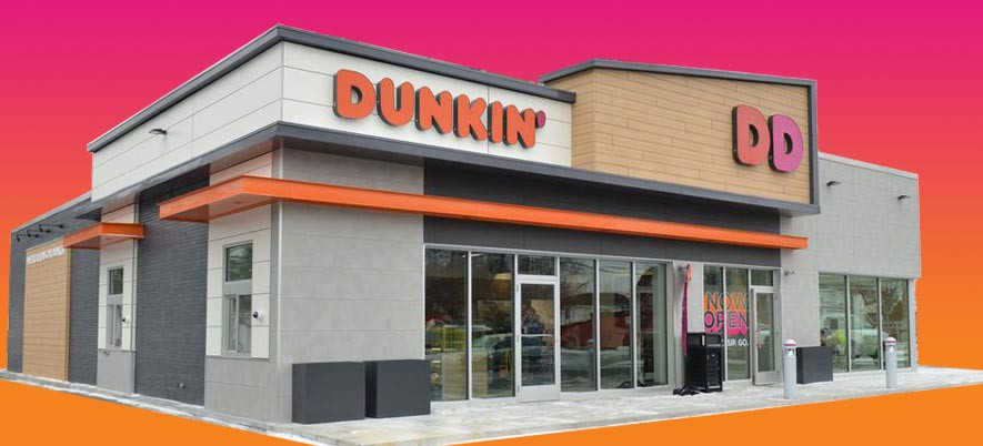 New Concept Dunkin' Store