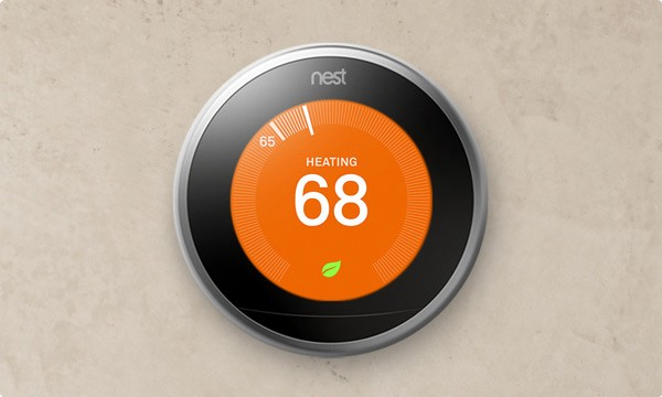 Nest - Stay warm and safe money!