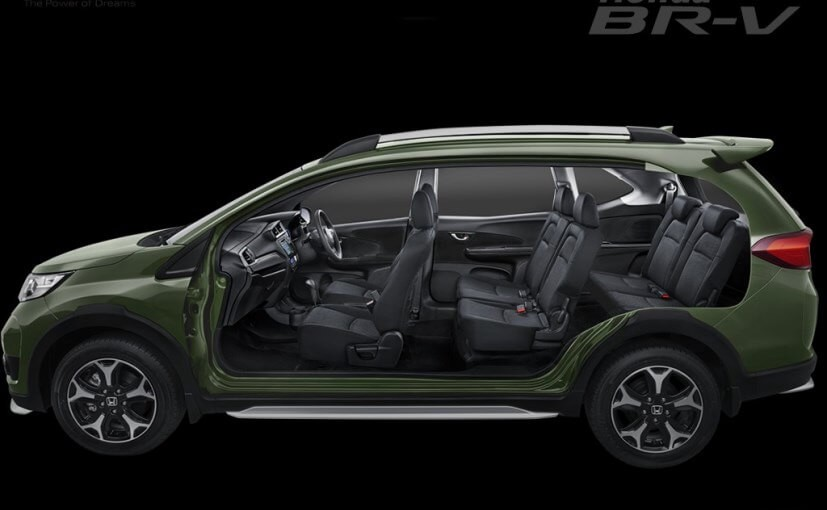 The BR V Is The Only SUV To Be Featured On The List Of Best 7 Seater Cars