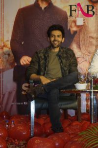 Sonu Ke Titu Ki Sweety Cast Witnessed In New Delhi On Occasion Of