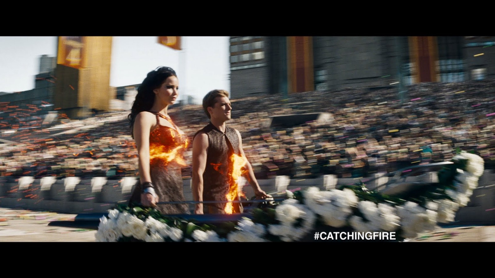 hunger games opening
