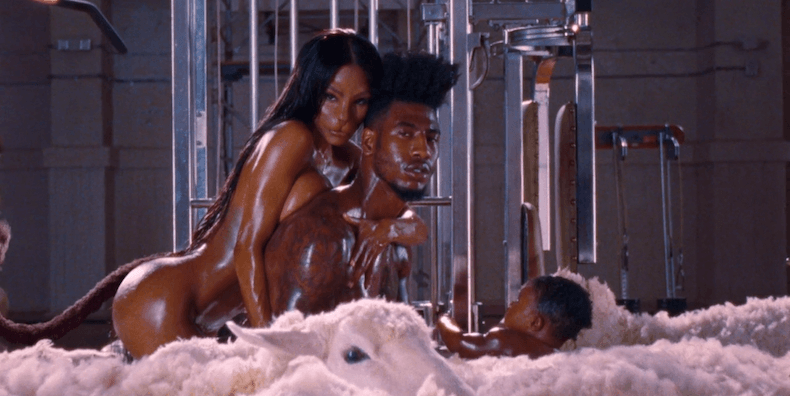 Kanye-West-Fade-video-starring-Teyana-Taylor