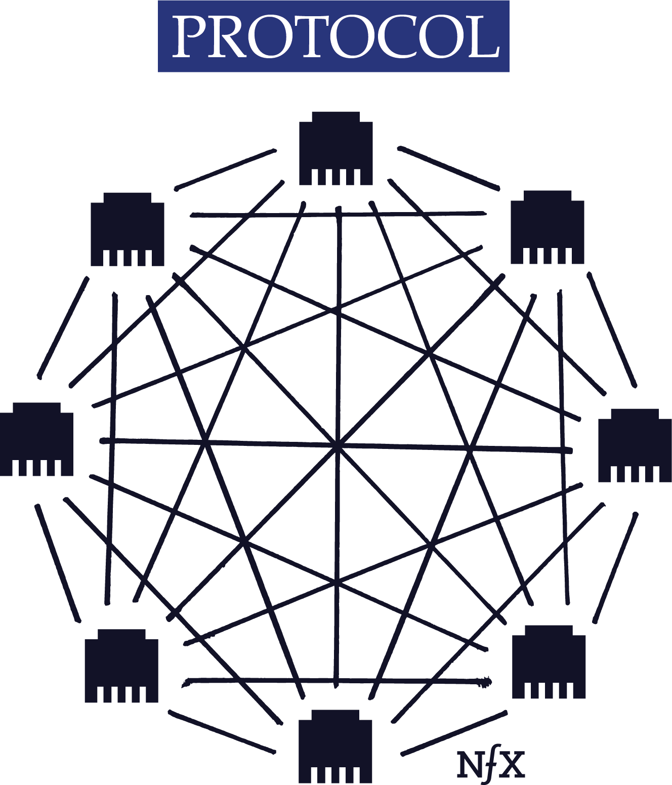 The Network Effects Manual 13 Different And Counting By Seeing This Circuit Diagram You May Get Little Confusion But Do Protocol Networks Coalesce Around Communication Computational Standards Which Form Basis For Links Between Nodes Eg Bitcoin Miners