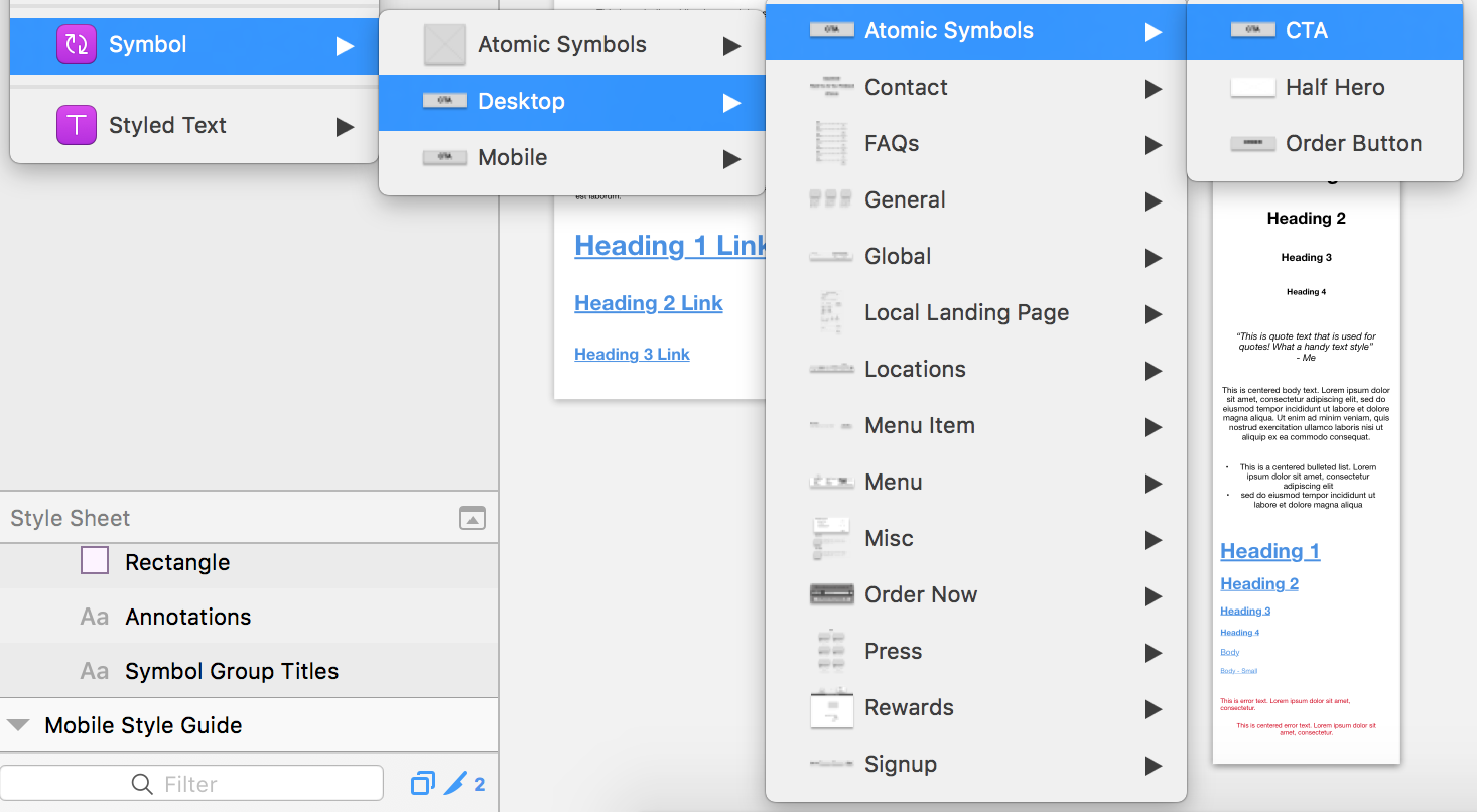 How To Organize A Sketch Workflow Mobile Lifestyle Medium