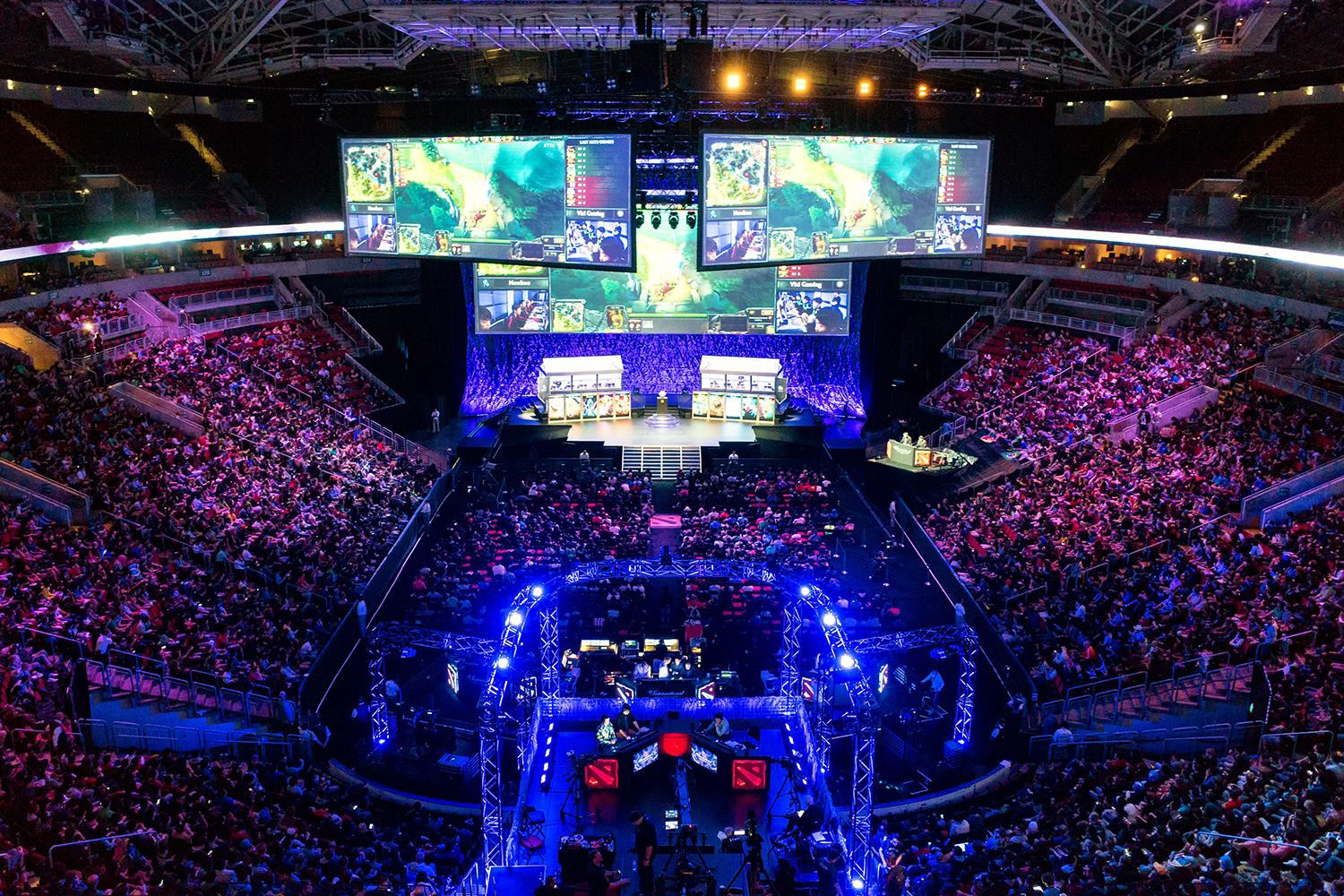 faceit presents dota2 the international 2017 open qualifiers