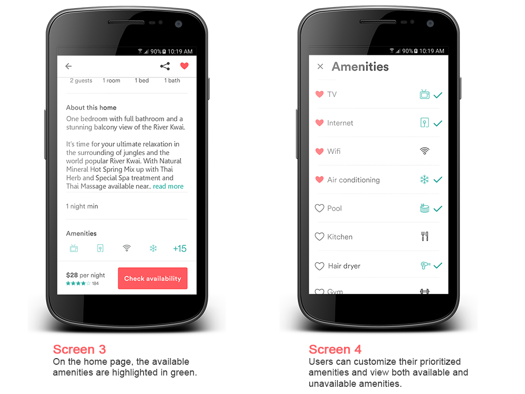 Redesigning Airbnb\'s mobile App – UX Planet