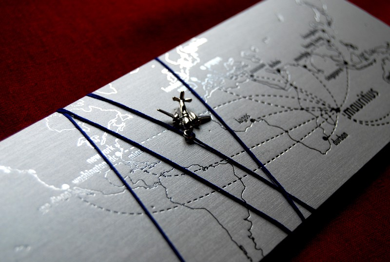 Announce Your Wedding In Style With These Cool Wedding Invitation Cards
