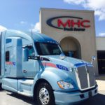 2014 Kenworth T680, Paccar MX, 10 Speed Transmission