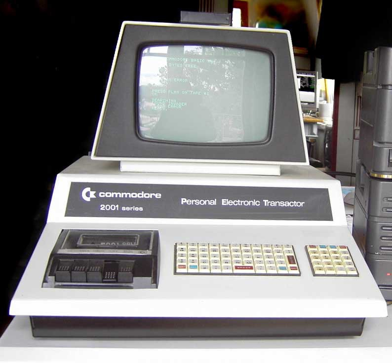 The Gadget We Miss: the Commodore PET – People & Gadgets – Medium