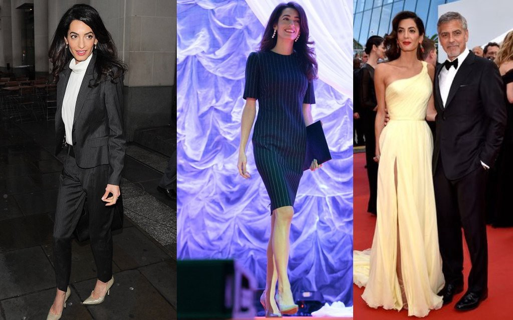 Amal Clooney Power Dressing secrets