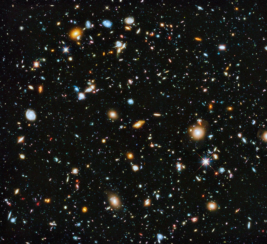 Mostly Mute Monday: Hubble unveils deepest view of the Universe, ever