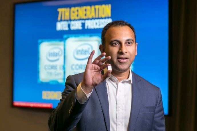 Intel's 7th Generation Core Processor takes on 4K video and virtual reality  #vr