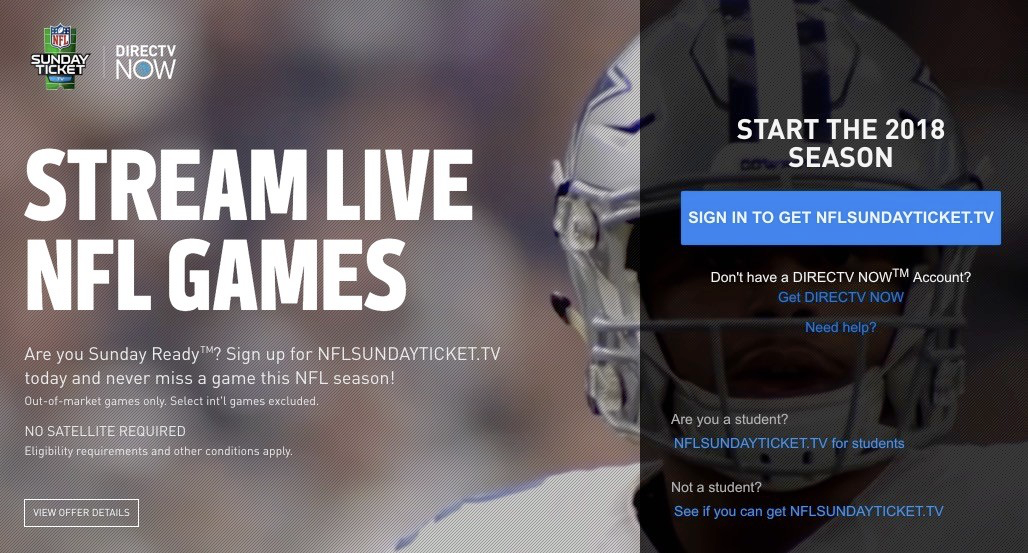 Directv Now Statsocial S Guide To Ott Network Audiences