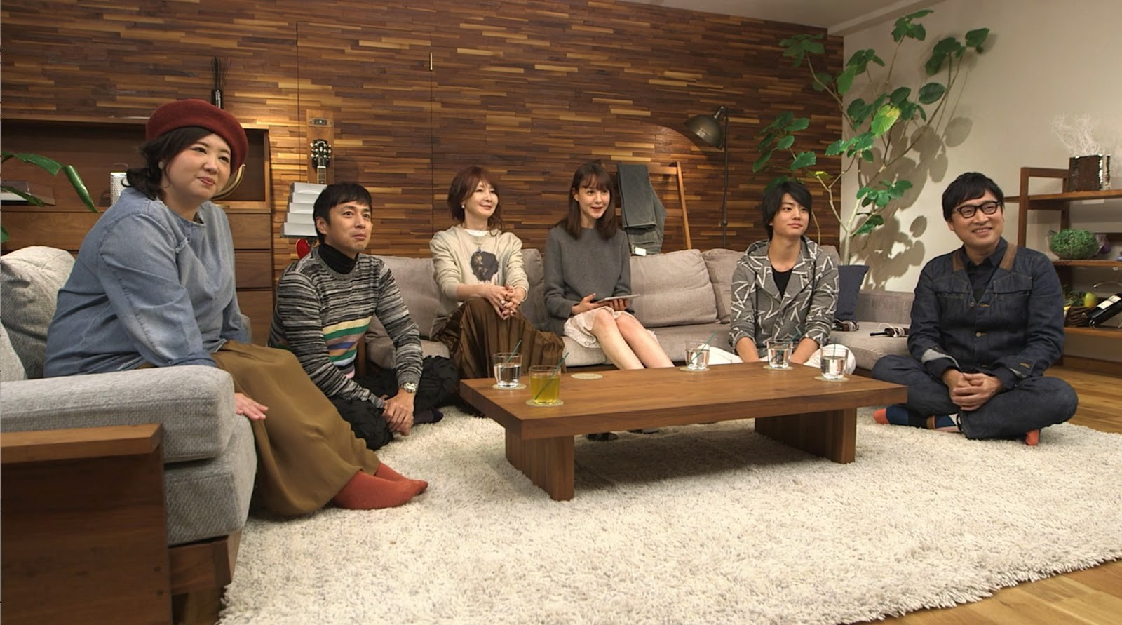 What makes japanese show terrace house a delightful for Terrace house japan cast