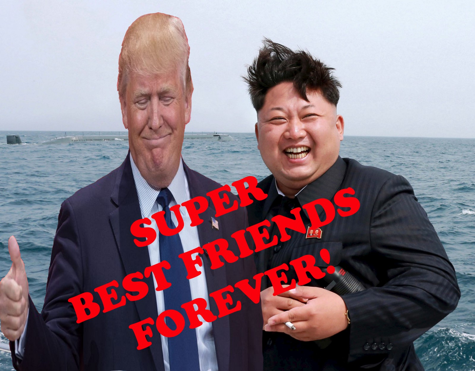 Image result for trump korea