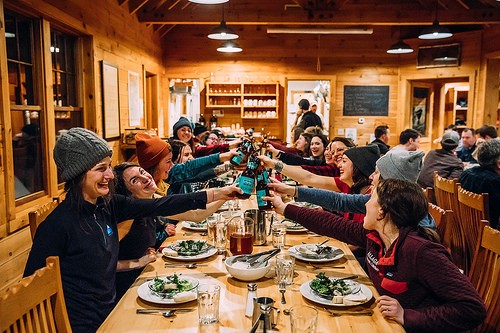Allagash and Alpine Women Collective