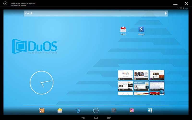 AMIDuOS - Download 13 Best Android Emulators For Gamers And Developers Windows 7, 8 And 10