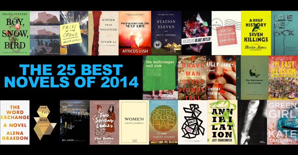 Electric Literature's 25 Best Novels of 2014 – Electric Literature
