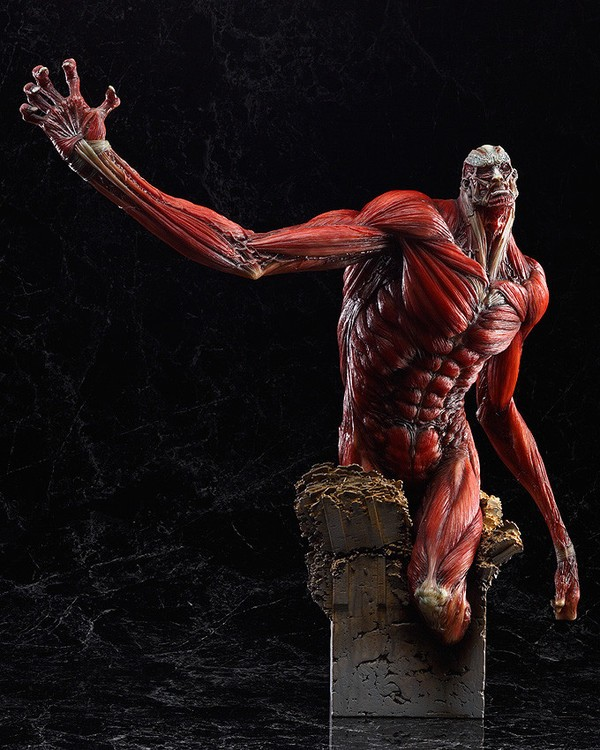 Colossal Titan Statue by Good Smile Company