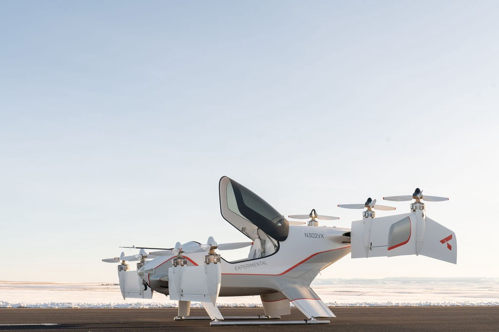 Airbus shares a glimpse of its flying taxi's cockpit