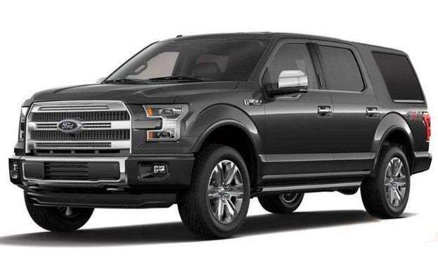 2018 Ford Expedition Release Date and Price