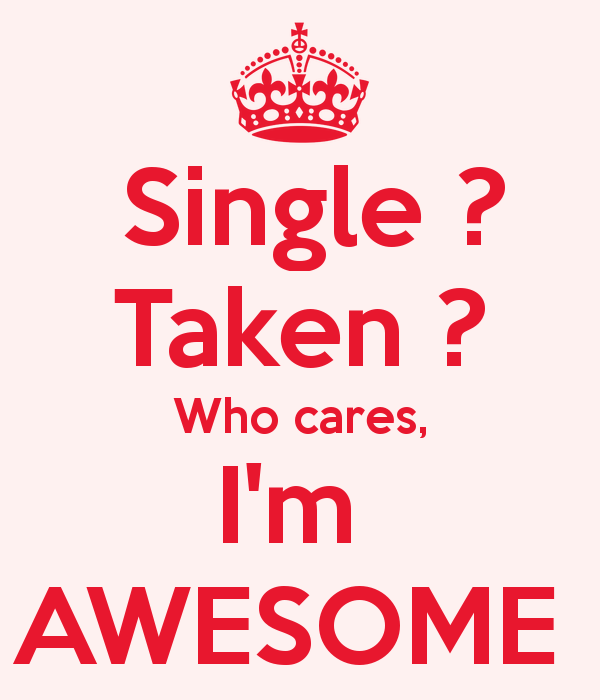Being Single on Valentines Day Quotes and Images
