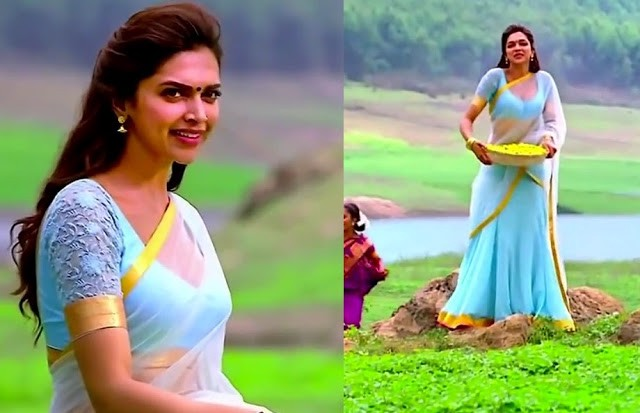 Bollywood Heroines Rocking the South India Look - Rajat ...