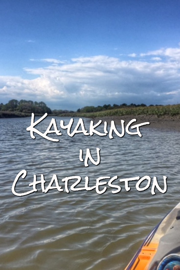 Kayaking Charleston
