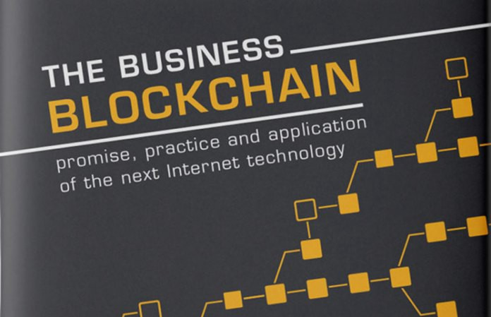 "My Notes From ""The Business Blockchain"""
