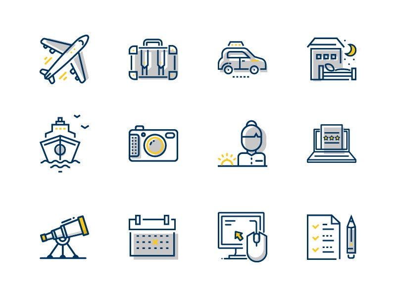 travel-icons-by-katie-swanson