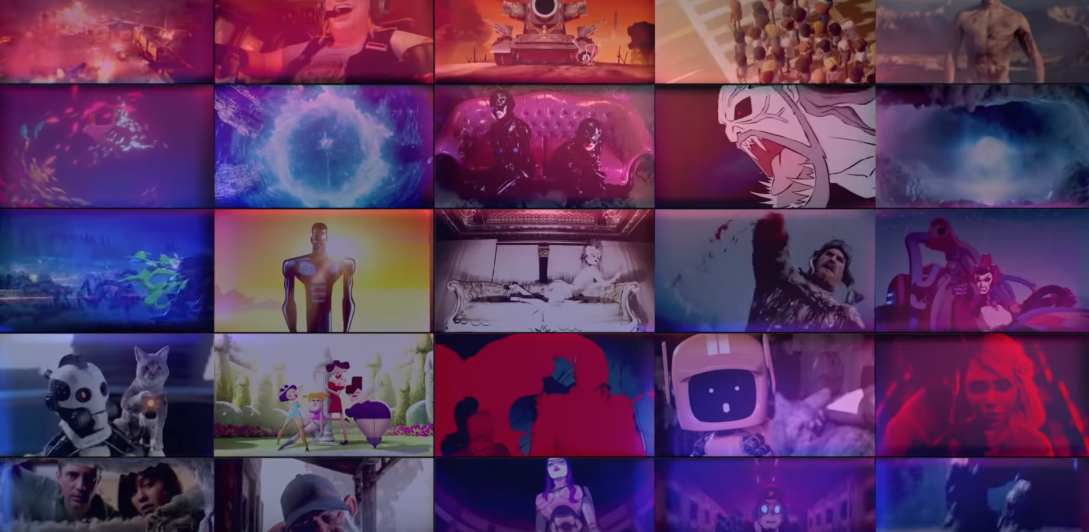 Love, Death & Robots… and a lesson in analytics