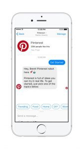 https://medium.com/@Pinterest_Engineering/introducing-the-pinterest-chat-extension-and-bot-for-messenger-a88ff9d77041