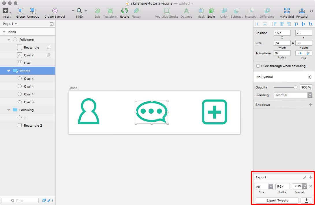 How To Use Sketch To Build Great Icons Design Sketch Medium