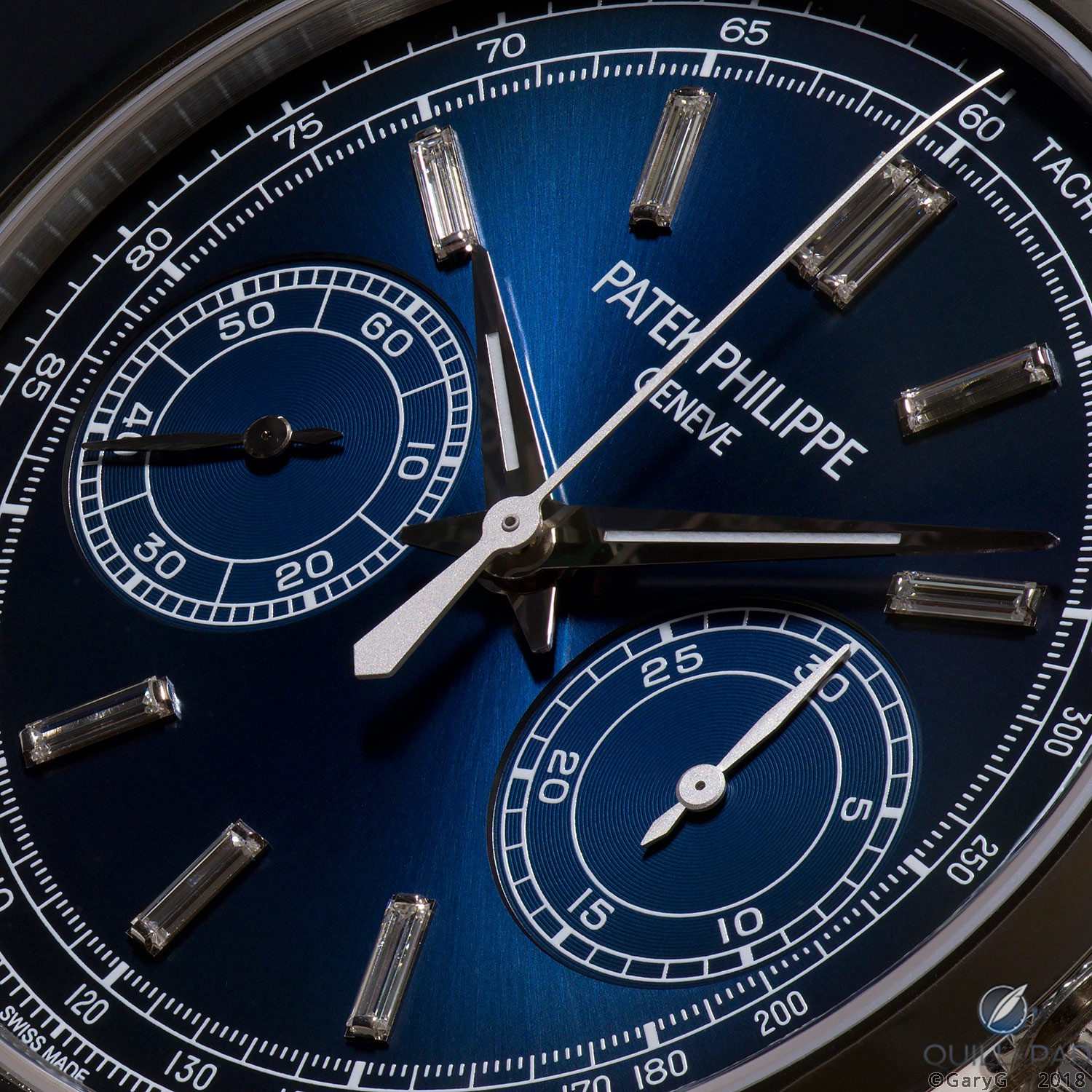 Dressy and clean: Patek Philippe Reference 5170P