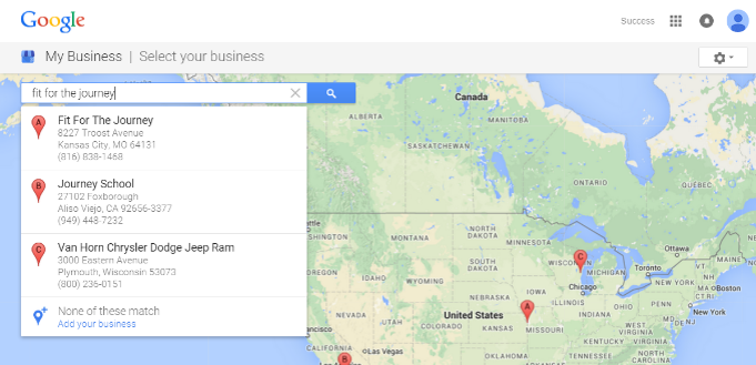 Want to show your business on Google Maps? Here\'s how to do it