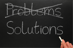 Stop delivering solutions first
