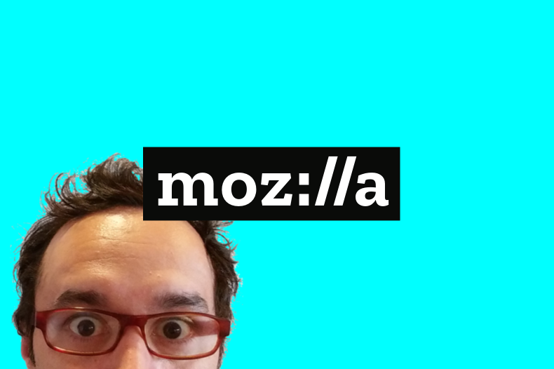me and mozilla