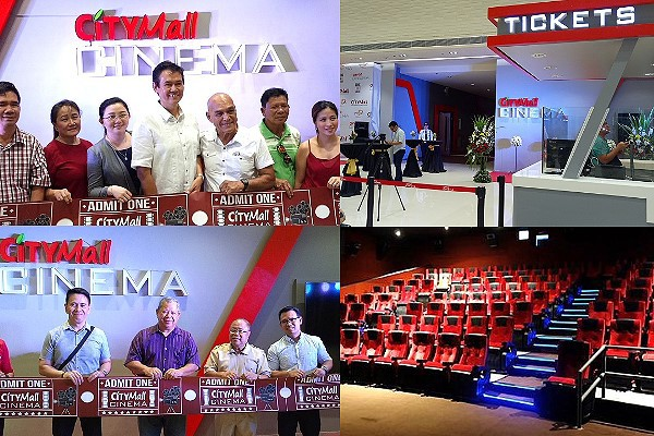 Citymall Cinema Opens in Mandalagan, Bacolod and Victorias City