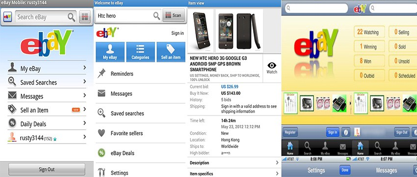 Best Android Apps for Shopping with Great Discounts And Deals