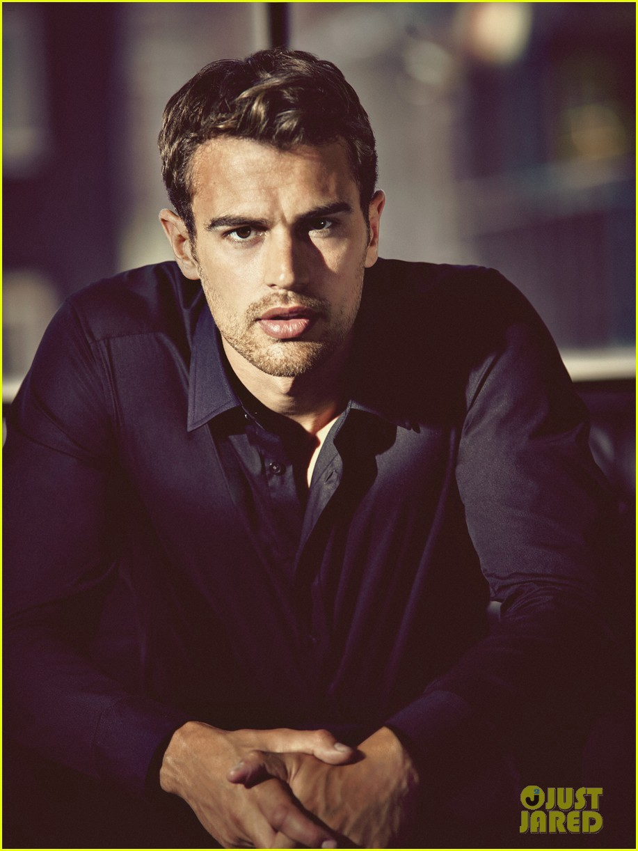 Amato 30+ NEW Theo James Stills for Hugo Boss (Just Jared Exclusive) QB77