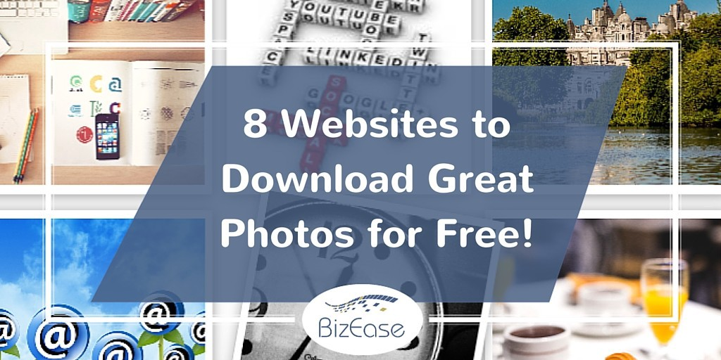 8 Websites to Download Great Photos for Free!