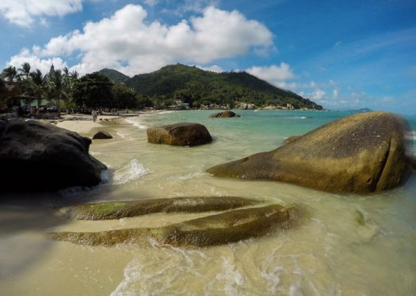 Koh Samui Silver Beach Photo by Sarah from Live Dream Discover