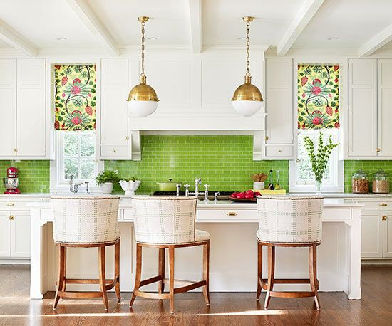 Why Should You Add Color to Your Old Kitchen?