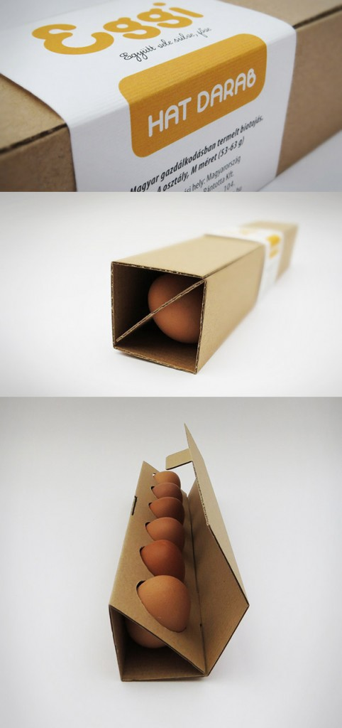 16 Creative Egg Packaging Ideas From Up North