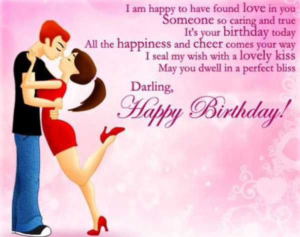 Birthday wishes for boyfriend - Romantic and Cute Birthday Wishes