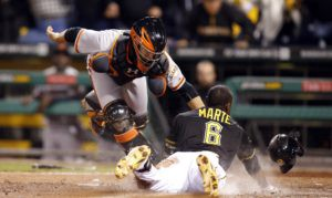 Pirates vs Giants Free MLB Pick