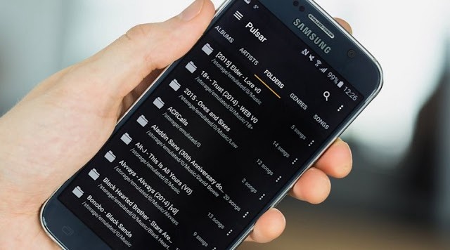 10 Best music player applications for Android – Fatiha