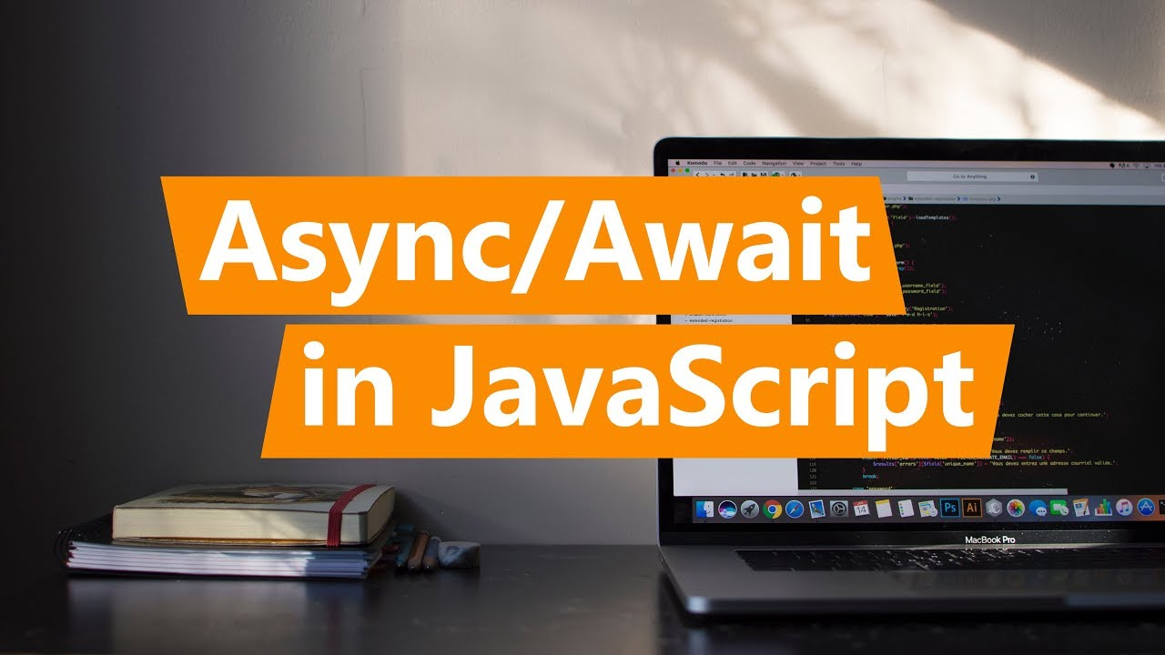 Handling Concurrency With Async Await In Javascript Process Flow Diagram Using
