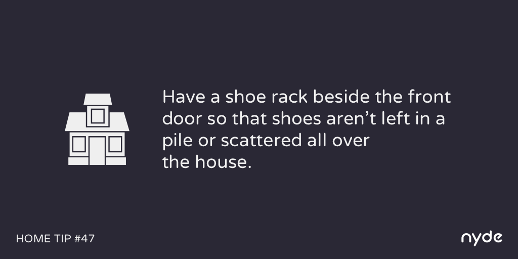 Home Tip #47